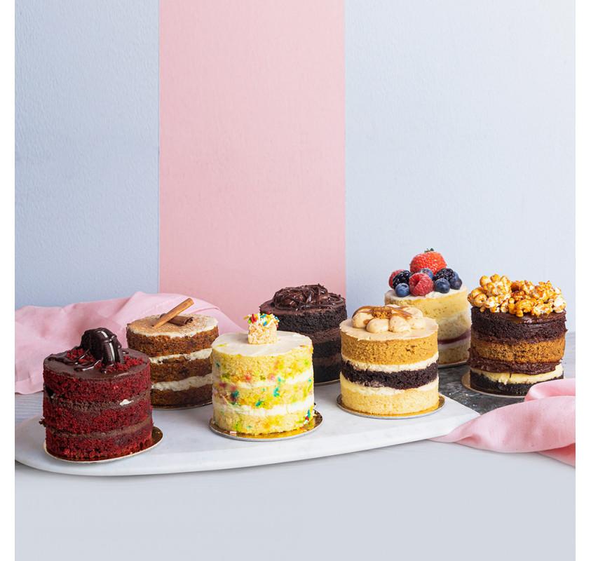 DSRTLab Baby Cake Bundle - عرض البيبي كيك