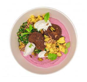 Bohemian Falafel Bowl
