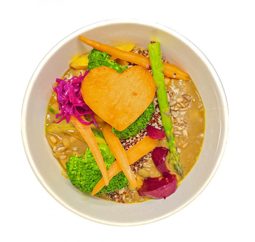 La Boheme Curry Bowl