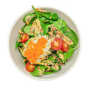 Queen Avocado Salad